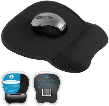 J&G MODERN Ergonomic Mouse Pad